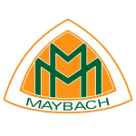 Значок-эмблема Maybach