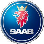 Значок-эмблема Saab