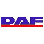 Значок-эмблема DAF