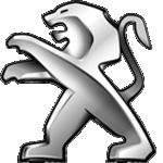 Значок-эмблема Peugeot