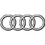 Значок-эмблема Audi