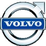 Значок-эмблема Volvo