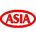 Значок-эмблема Asia