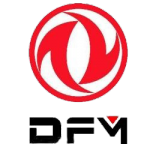 Значок-эмблема Dongfeng