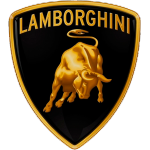 Значок-эмблема Lamborghini