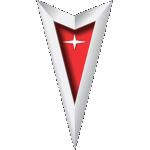 Значок-эмблема Pontiac