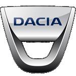 Значок-эмблема Dacia