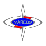 Значок-эмблема Marcos