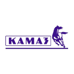 Значок-эмблема KAMAZ