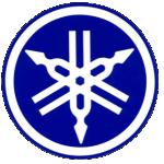 Значок-эмблема Yamaha