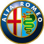 Значок-эмблема Alfa Romeo