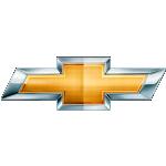 Значок-эмблема Chevrolet