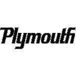 Значок-эмблема Plymouth