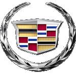 Значок-эмблема Cadillac
