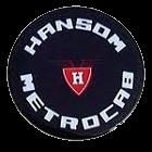 Значок-эмблема Metrocab