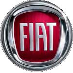 Значок-эмблема Fiat