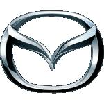 Значок-эмблема Mazda