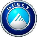 Значок-эмблема Geely