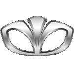 Значок-эмблема Daewoo