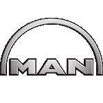 Значок-эмблема MAN