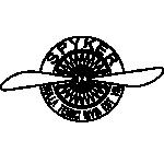 Значок-эмблема Spyker