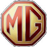 Значок-эмблема MG