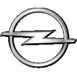 Значок-эмблема Opel