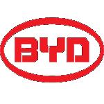 Значок-эмблема BYD