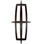 Значок-эмблема Lincoln