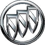 Значок-эмблема Buick