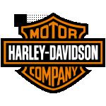 Значок-эмблема Harley-Davidson