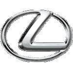 Значок-эмблема Lexus