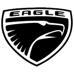 Значок-эмблема Eagle