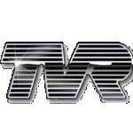 Значок-эмблема TVR