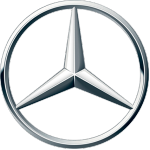 Значок-эмблема Mercedes-Benz