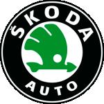 Значок-эмблема Skoda