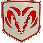 Значок-эмблема Dodge