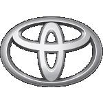 Значок-эмблема Toyota