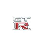 Значок-эмблема Nissan GT-R