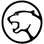 Значок-эмблема Ford Cougar