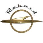 Значок-эмблема Opel Rekord