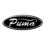 Значок-эмблема Ford Puma