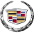 Эмблема марки Cadillac