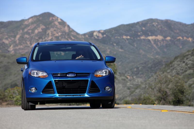 Форд 3 фото синий