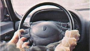 поломка рулевого управления