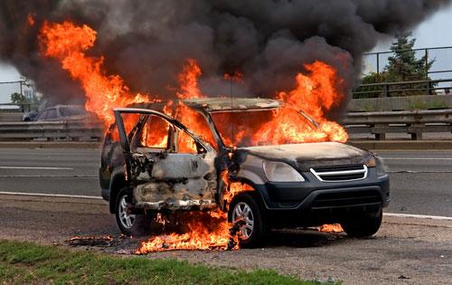 Требования для автомобильного огнетушителя