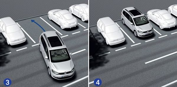 Как правильно парковаться схемы рисунки