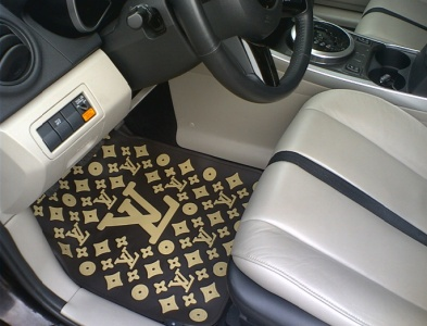 коврик в машину