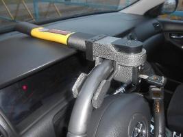 блокиратор рулевого колеса