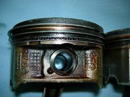 Чем раскоксовать поршневые кольца на двигателе